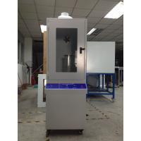 Buy cheap LOI Automatic Fire Testing Equipment , Oxygen Index Test ISO4589-2 Standard product