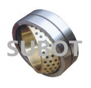 Buy cheap Radial Load Spherical plain bearing GE35ES 35mm - 100mm Inner Dia Customized product