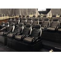 Buy cheap Multi Interesting Mobile 5D Cinema With Hydraulic Motion System product