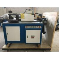 Buy cheap 160x12mm CNC copper busbar bending punching cutting machine for india market from wholesalers