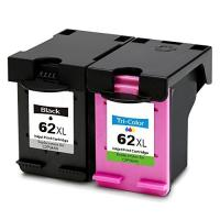 Buy cheap High capacity remanufactured /Compatible HP ink cartridge 62XL for HP 5640 5660 5740 printer product
