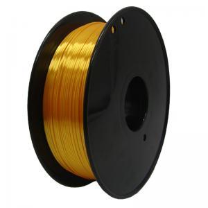 Buy cheap 2.2 Lb 3.0mm PLA 3d Printer Filament 340m Length ±0.02mm Tolerance product