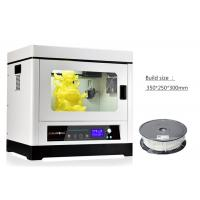 Buy cheap Cura Software Metal Casting 3D Printer Industrial Grade with Dual Feeding Motor product