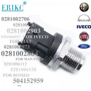 Buy cheap ERICK 0281002937 0281002706 intake air MAP Pressure Sensor 0281002903 0281006053 0281002864 product