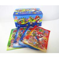 Buy cheap Super Mario CC Stick Candy With Lovely 3D Super Mario Pictures Toy Candy product