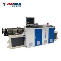 Buy cheap Durable Roofing Tile Making Machine PVC Roofing Sheet Tile Extrusion 200 Kw product