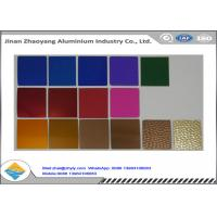 Buy cheap Anodized Finish 1050 1060 1100 Aluminum Sheet Rust Resistant For Tags / Nameplate product
