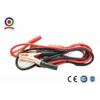 Buy cheap Customized Design Jump Leads Booster Cables , Battery Booster Jumper Cables product
