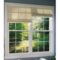 Buy cheap Double Glazing Aluminum Sash Windows Electrophoresis Surface Treatment product