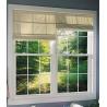 Buy cheap Double Glazing Aluminum Sash Windows Electrophoresis Surface Treatment from wholesalers