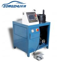 Buy cheap High quality Air Suspension hose pipe making machine With 380v 220v Voltage product
