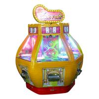 Buy cheap Indoor Arcade Most Earn Money Game Machine Win Prize Lottery Ticket from wholesalers