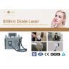 Buy cheap Portable 808nm hair epilation machine No Pigmentation High Efficiency product