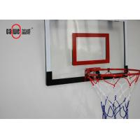 Buy cheap 23.5cm Dia Children'S Indoor Basketball Hoop With A 13.5cm Ball Portable product