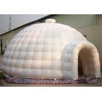 Buy cheap Outdoor Durable Igloo Dome Tent 7 X 7 X 4 M PVC Tarpaulin For Advertising product