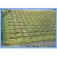 Buy cheap Polyurethane Vibrating Screen Mesh Combines Steel Wire and Urethane from wholesalers