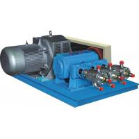 Buy cheap Large Flow LCO2 / LNG Industrial Gas Equipment Cryogenic Liquid Pump Blue Color product