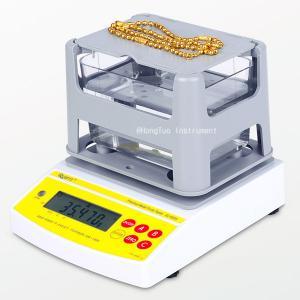 Convenient Configuration Gold Carat Testing Machine Convenient For Multiple Testing