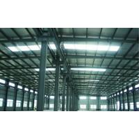 Buy cheap High Corrosion Resistance Painting Steel Building Workshop , Structural Industrial Steel Buildings product