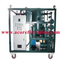 Buy cheap Sales Hydraulic Oil Cleaning Machine for Filtration Service Acore Manufacturer product