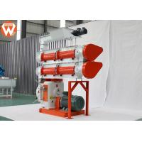 Buy cheap 135kw Pellet Production Plant With Screener Machine Capacity 5T/H High Efficiency product