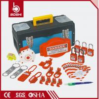 Buy cheap Electrical Loto Kit For Industrial Safety , Lock Out Tag Out Bag Color Optional product