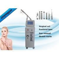 Buy cheap Mdical Fractional Co2 Laser Machine for Scar Removal /  Vaginal rejuvenation product
