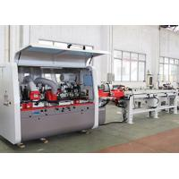 Buy cheap High Percision Four Side Moulder Inverter Feeding 5 Spindles Stable Performance product