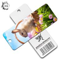 Buy cheap Lenticular Printing Paper Plastic PET 3D Bookmark Of Animals For Gifts product