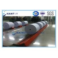 Buy cheap Mechanical Paper Roll Handling Systems Customized Model For Paper Reel product