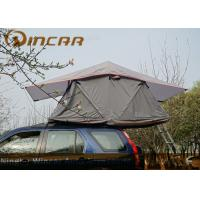 Buy cheap 4X4 Auto Roof Breathable Hard Shell Roof Top Tent Car Roof Mounted Tent product