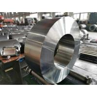 Buy cheap Corrosion Resistance Mild Steel Rings , Stainless Steel Forged Rings product