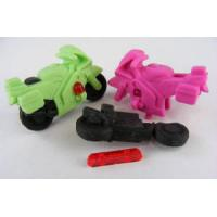 Buy cheap 2011 Newest&Hotest Animal Puzzle Eraser Toys Set of Snail,Seahorse and Elephant product