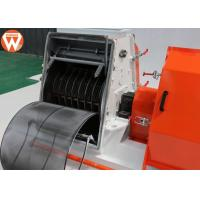 Buy cheap Feed Evenly Cattle Animal Feed Crusher Grinder Machine High Precision 37kw product