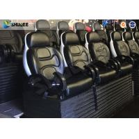 Buy cheap Interactive Wonderful Viewing 5D Movie Theater Equipment For Business Center product