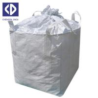 Buy cheap Breathable FIBC Bulk Bags Pp Container Bag Dust Proof For Talcum Powder product