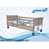Buy cheap Electric Hospital Nursing Care Beds With Remote Handset For The Elder product