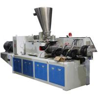 Buy cheap Plastic Wood Plastic Composite Profile Extrusion Equipment CE ISO Certification product