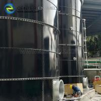 Buy cheap 12mm Sludge Storage Tank For Landfill Leachate Treatment Projects product