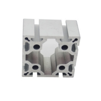 Buy cheap 0.7mm 4080 Powder Coated Aluminium Extrusions For Machinery product
