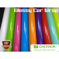 Buy cheap Glossy Car Wrapping Vinyl Films--Glossy colors for choose product