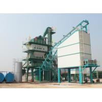 Buy cheap 1.0Mpa Fuel Pump Variable Speed Converter Asphalt Mixer Plant With 1000000 Kcal Boiler product