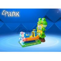 Buy cheap Elves Airship Coin Operated Ride On Toys Electric Swing Car 1 Year Warranty from wholesalers