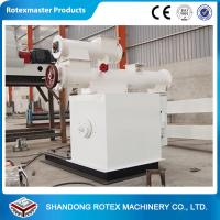 Buy cheap High efficiency Animal feed pellet machine / chicken pig feed making machine product