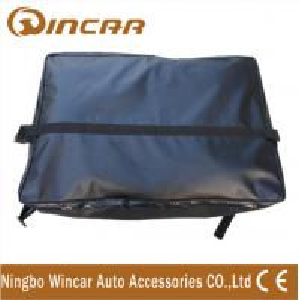 Buy cheap 1000D Dacron Mesh PVC waterproof  Roof Top Cargo Bag Fireproof Antifreezing  rooftop cargo bag from Ningbo Wincar product