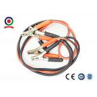 Buy cheap Intelligent 400A Jump Leads Booster Cables , Red And Black Truck Booster Cables product