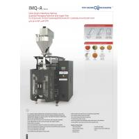 Buy cheap IMQ-A SERIES Quadseal Packaging Mahchine with Auger Filler product