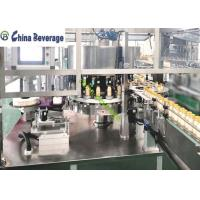 China Self Adhesive Industrial Labeling Machine For Mineral Water Plant Durable on sale