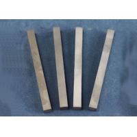 Buy cheap Costum Tungsten Carbide Strips / Hard Alloy Strip High Wear Resistance product