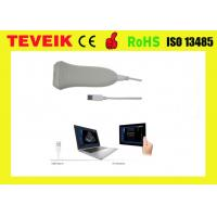 Buy cheap Lightweight usb ultrasound probe for laptop computer, portable usb probe good price product